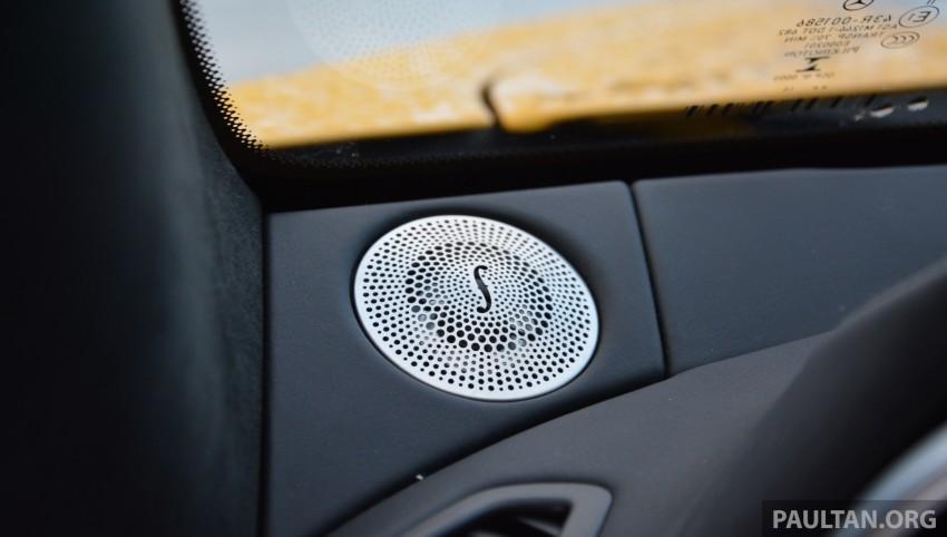 DRIVEN: Mercedes-AMG GT S at Laguna Seca Image #351585