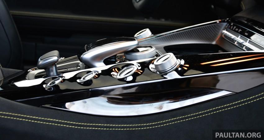 DRIVEN: Mercedes-AMG GT S at Laguna Seca Image #351589