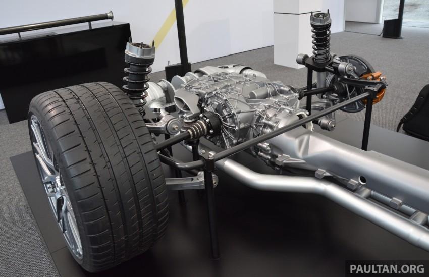 DRIVEN: Mercedes-AMG GT S at Laguna Seca Image #351600
