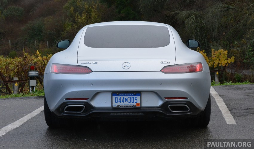 DRIVEN: Mercedes-AMG GT S at Laguna Seca Image #351538