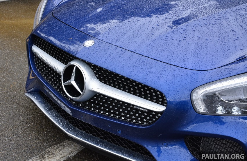 DRIVEN: Mercedes-AMG GT S at Laguna Seca Image #351603