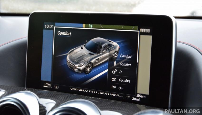 DRIVEN: Mercedes-AMG GT S at Laguna Seca Image #351607
