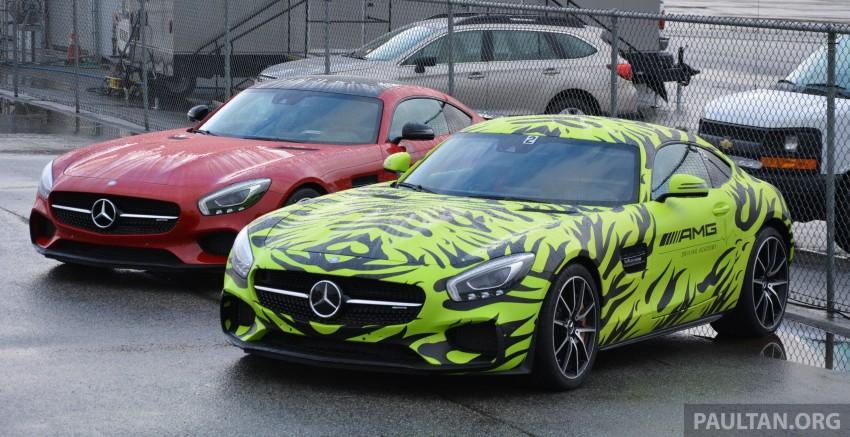 DRIVEN: Mercedes-AMG GT S at Laguna Seca Image #351609