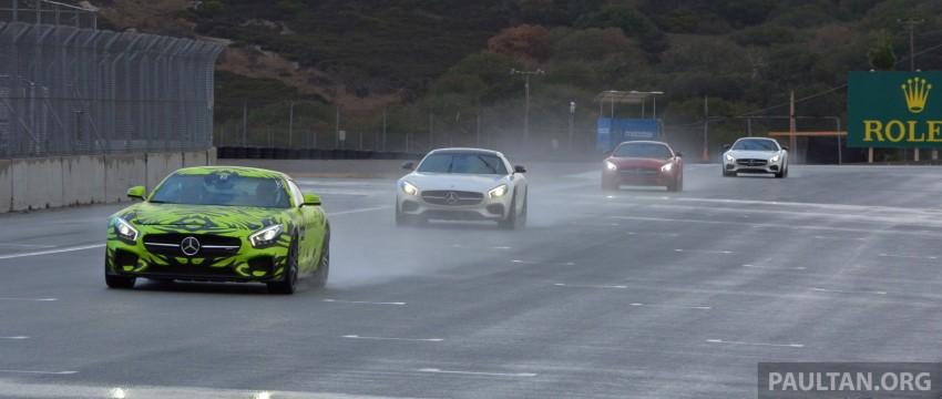 DRIVEN: Mercedes-AMG GT S at Laguna Seca Image #351610