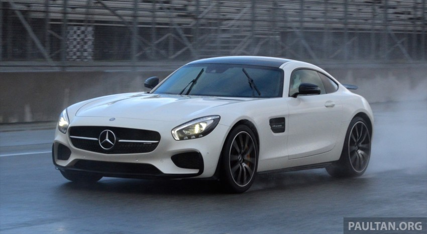 DRIVEN: Mercedes-AMG GT S at Laguna Seca Image #351612