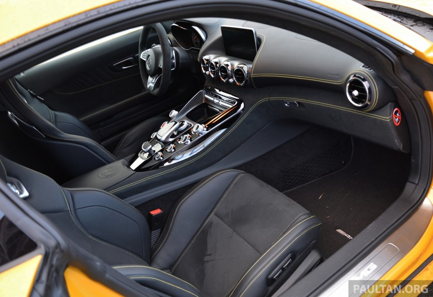 DRIVEN: Mercedes-AMG GT S at Laguna Seca Image #351617