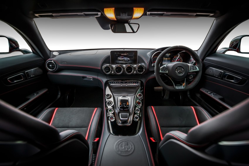 Mercedes-AMG GT S now in Malaysia from RM1.125mil Image #353790