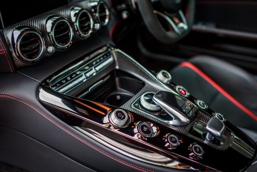 Mercedes-AMG GT S now in Malaysia from RM1.125mil Image #353807
