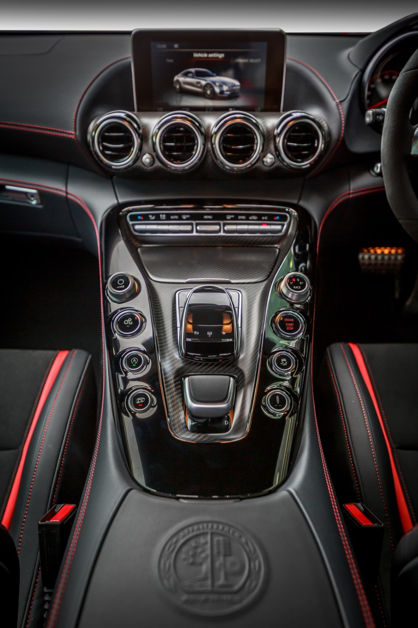 Mercedes-AMG GT S now in Malaysia from RM1.125mil Image #353810