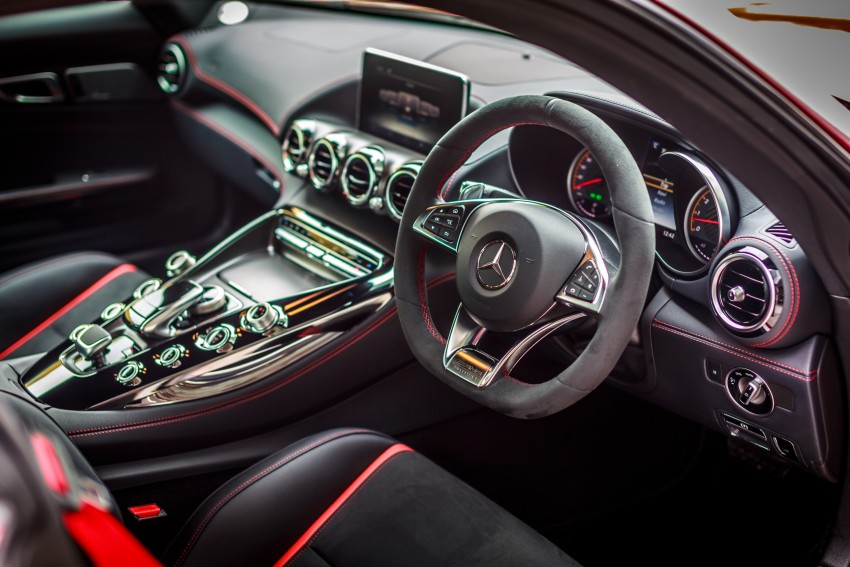 Mercedes-AMG GT S now in Malaysia from RM1.125mil Image #353792
