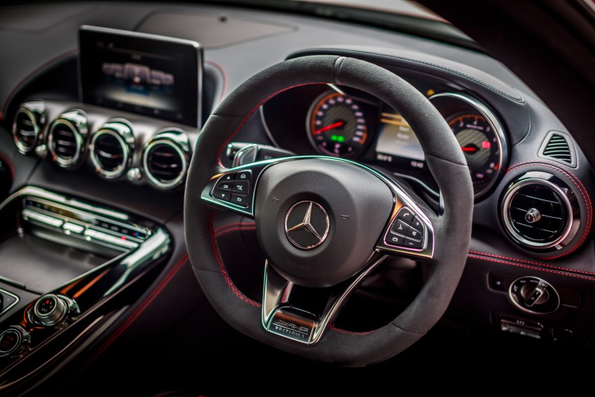 Mercedes-AMG GT S now in Malaysia from RM1.125mil Image #353793