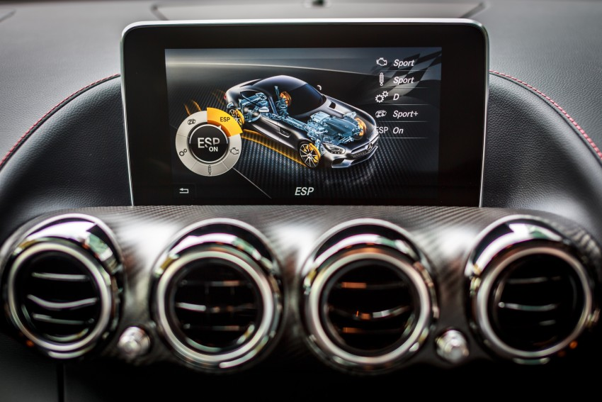 Mercedes-AMG GT S now in Malaysia from RM1.125mil Image #353797