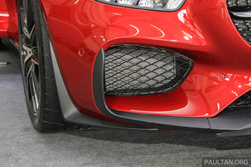 Mercedes-AMG GT S now in Malaysia from RM1.125mil Image #353839