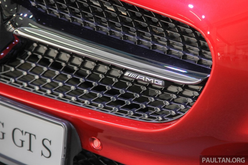 Mercedes-AMG GT S now in Malaysia from RM1.125mil Image #353842