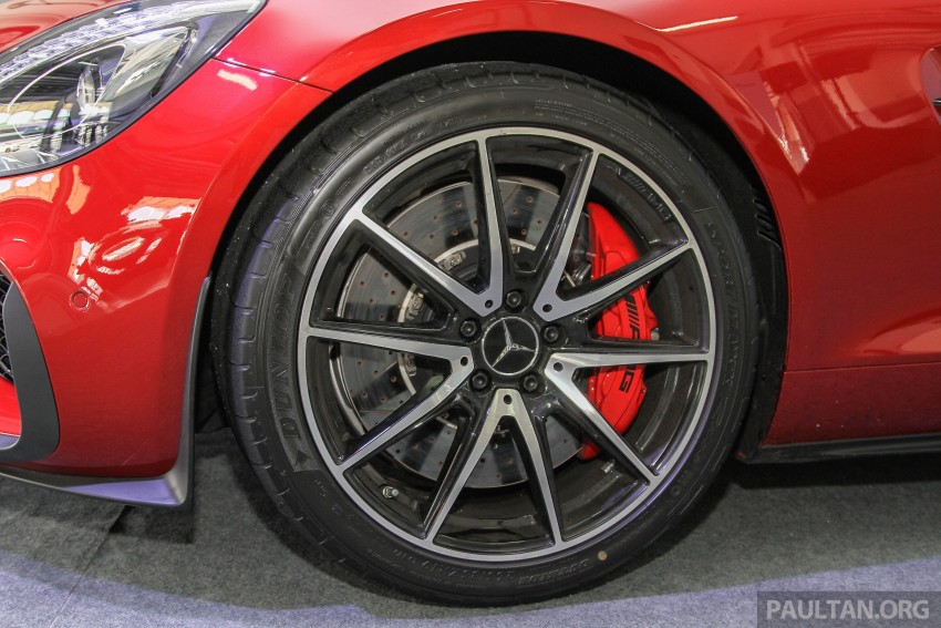 Mercedes-AMG GT S now in Malaysia from RM1.125mil Image #353844