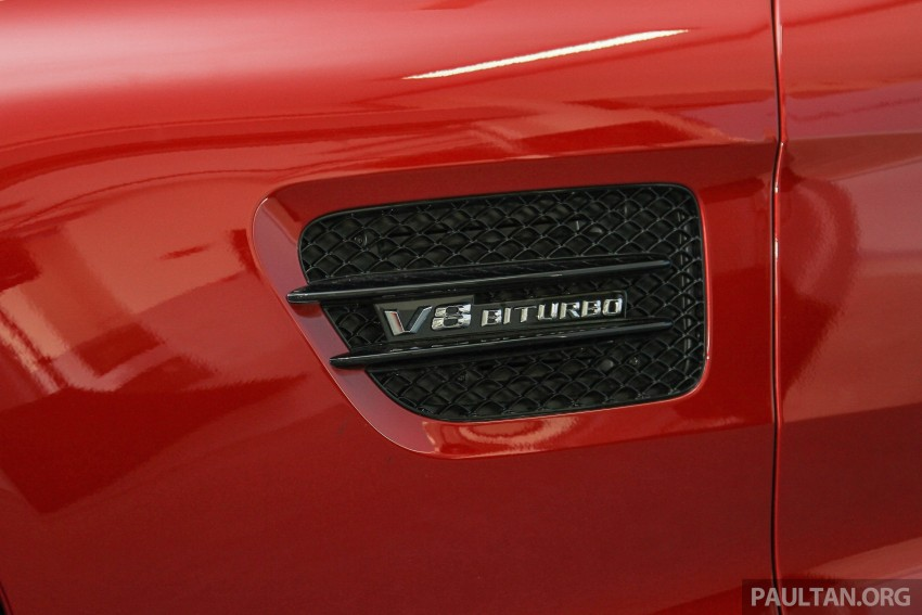 Mercedes-AMG GT S now in Malaysia from RM1.125mil Image #353846
