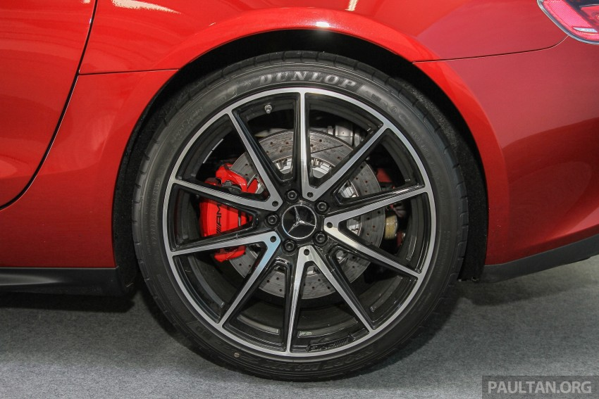 Mercedes-AMG GT S now in Malaysia from RM1.125mil Image #353850