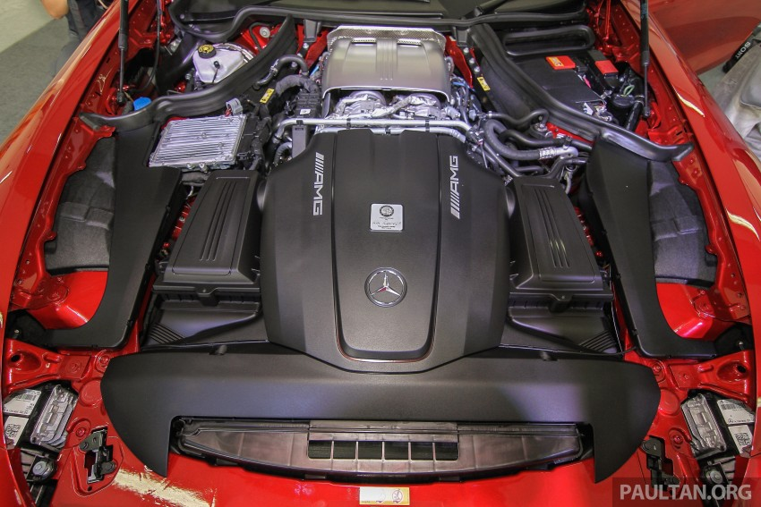 Mercedes-AMG GT S now in Malaysia from RM1.125mil Image #353858
