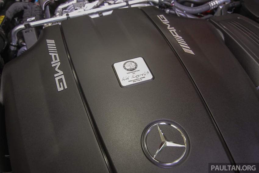 Mercedes-AMG GT S now in Malaysia from RM1.125mil Image #353859