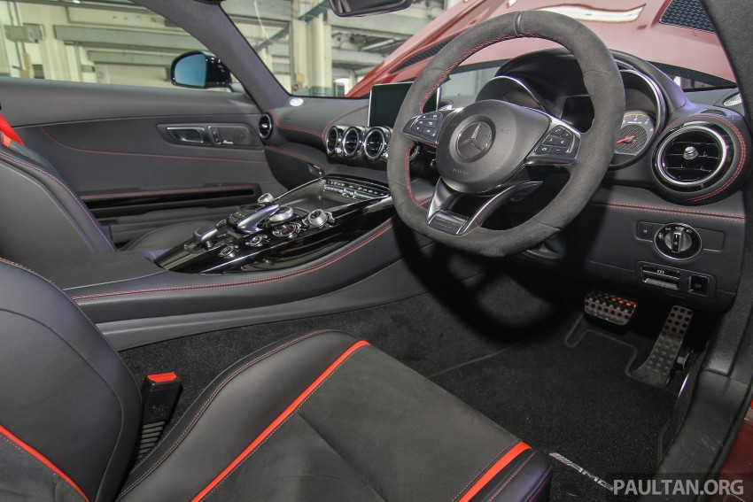 Mercedes-AMG GT S now in Malaysia from RM1.125mil Image #353860