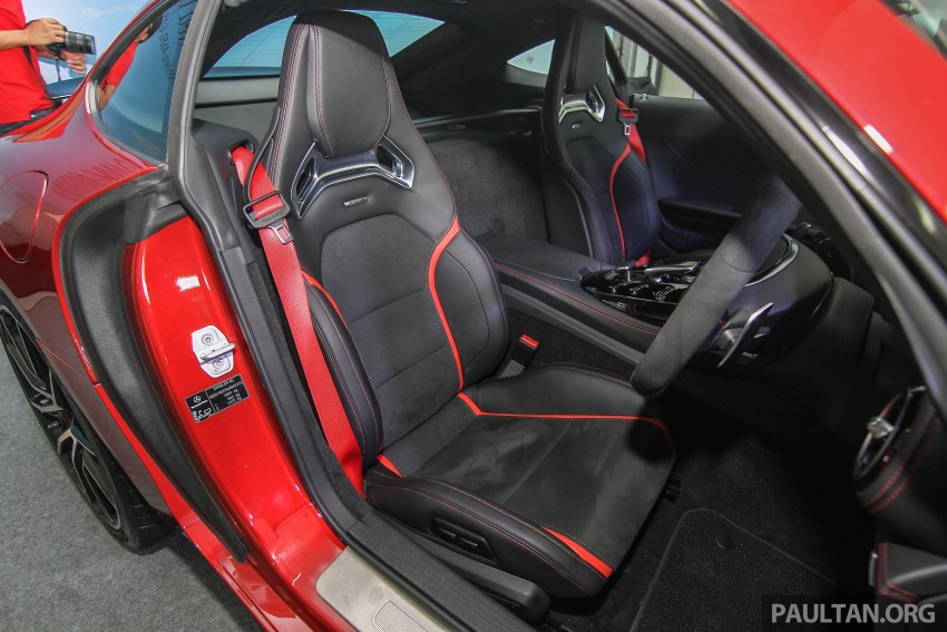 Mercedes-AMG GT S now in Malaysia from RM1.125mil Image #353866