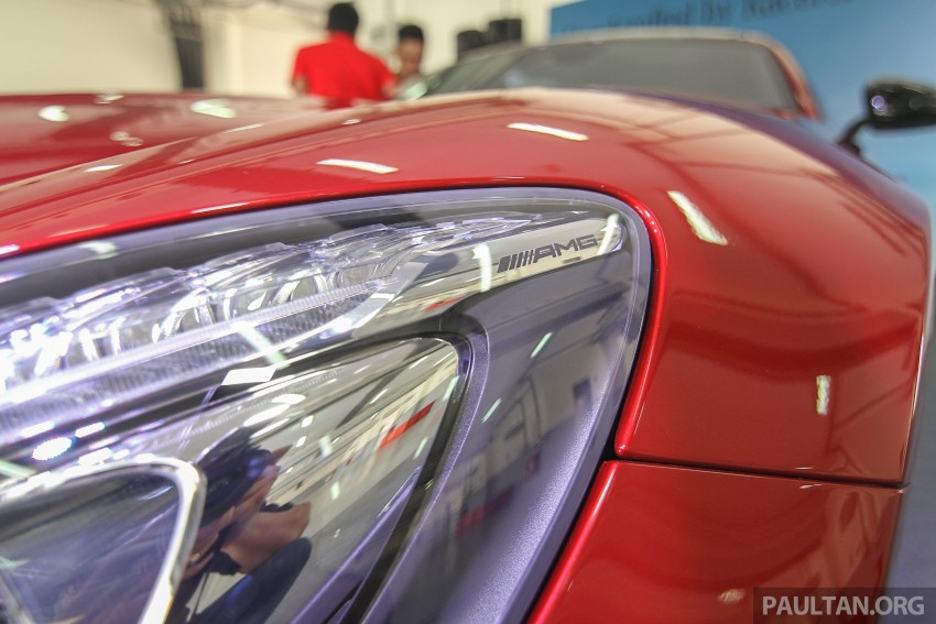 Mercedes-AMG GT S now in Malaysia from RM1.125mil Image #353867
