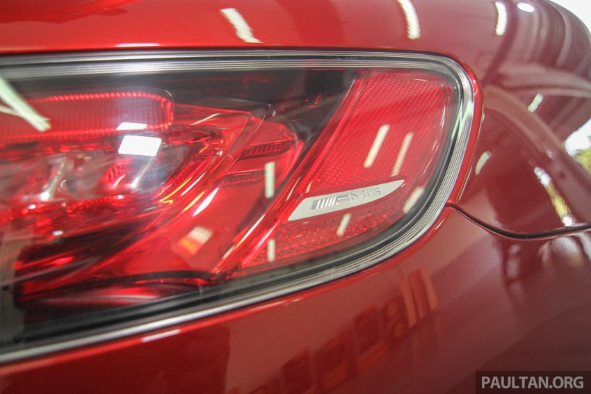 Mercedes-AMG GT S now in Malaysia from RM1.125mil Image #353868