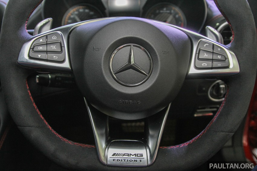Mercedes-AMG GT S now in Malaysia from RM1.125mil Image #353869