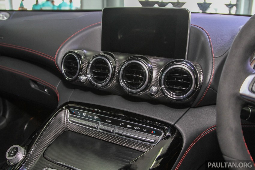 Mercedes-AMG GT S now in Malaysia from RM1.125mil Image #353871