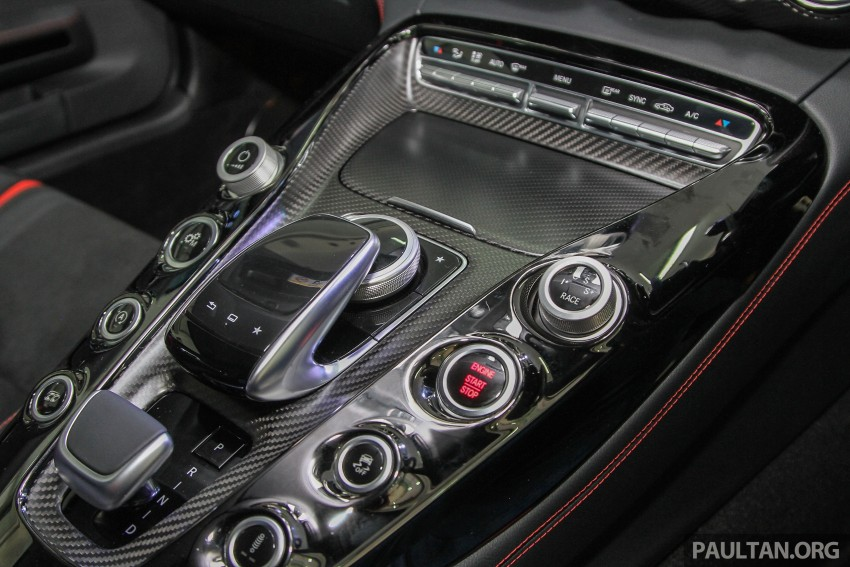 Mercedes-AMG GT S now in Malaysia from RM1.125mil Image #353872