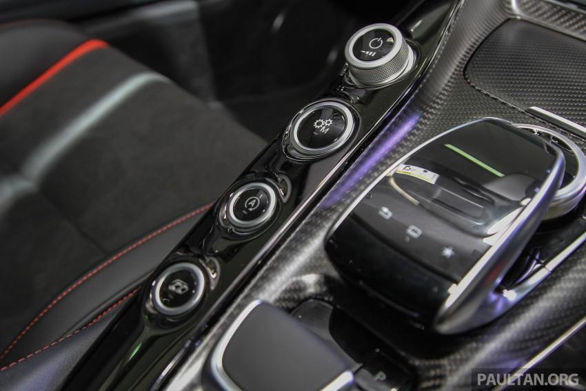 Mercedes-AMG GT S now in Malaysia from RM1.125mil Image #353876