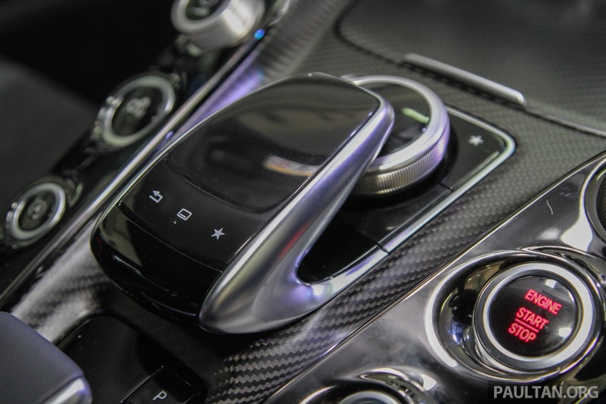 Mercedes-AMG GT S now in Malaysia from RM1.125mil Image #353878