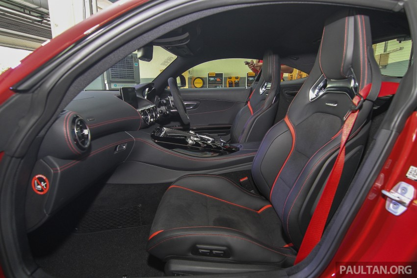 Mercedes-AMG GT S now in Malaysia from RM1.125mil Image #353882