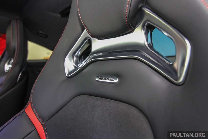 Mercedes-AMG GT S now in Malaysia from RM1.125mil Image #353883