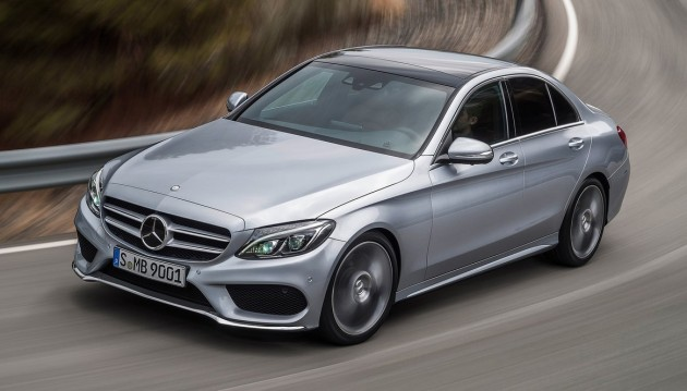 Mercedes-C300-Hybrid