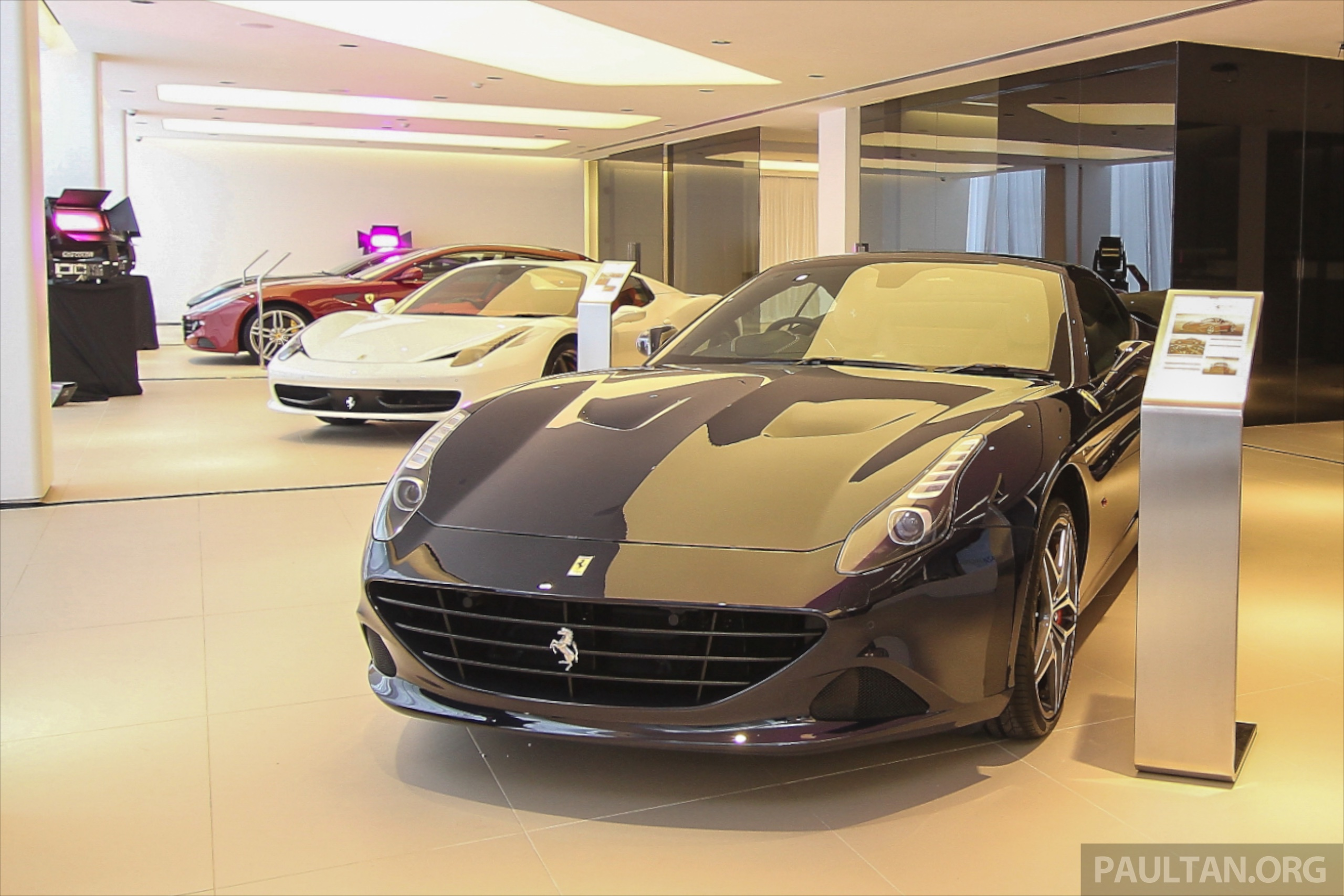 Ferrari Maserati Prices Unchanged Despite Gst Falling