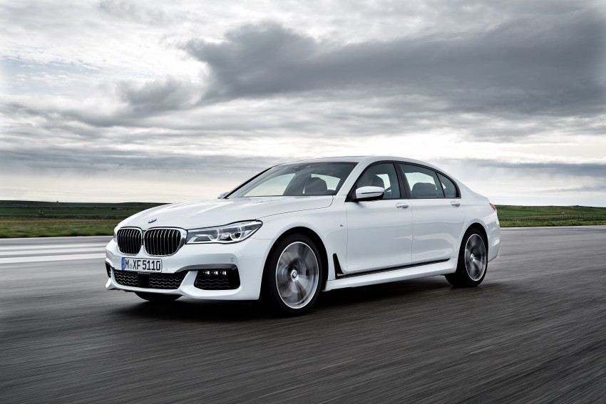 G11/G12 BMW 7 Series officially unveiled – full details Image #349112