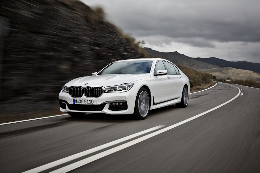 G11/G12 BMW 7 Series officially unveiled – full details Image #349113
