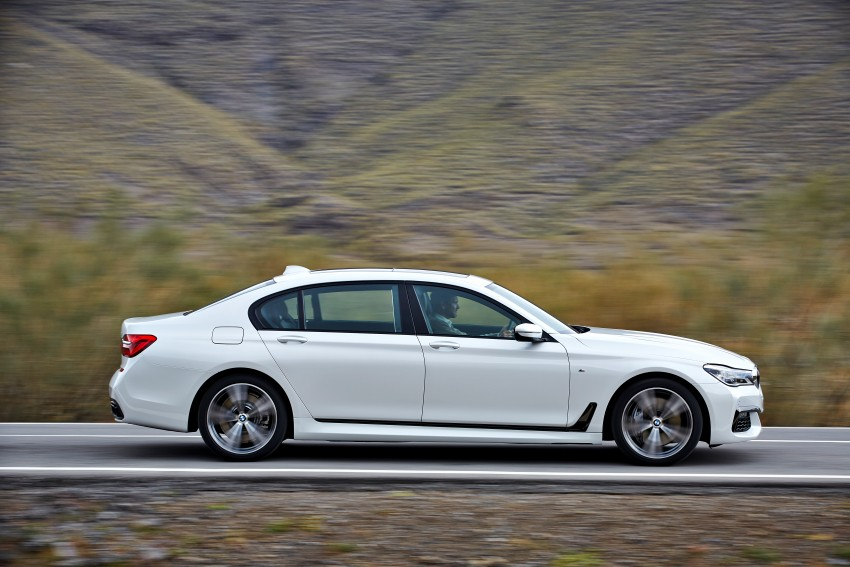 G11/G12 BMW 7 Series officially unveiled – full details Image #349114