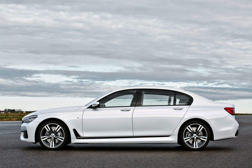 G11/G12 BMW 7 Series officially unveiled – full details Image #349116