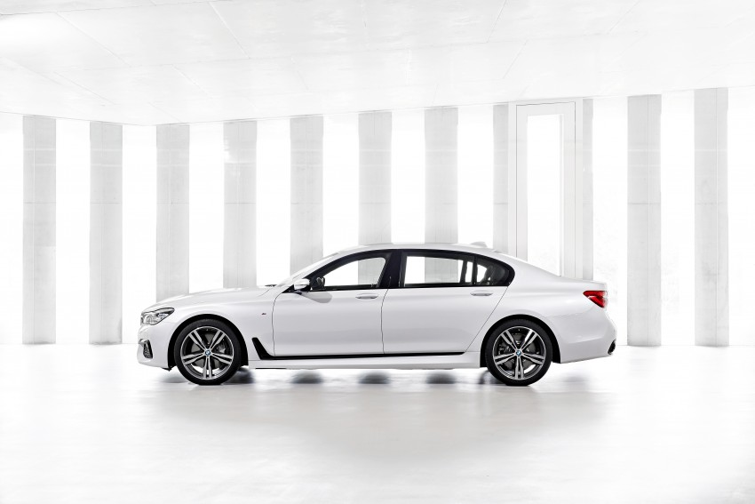 G11/G12 BMW 7 Series officially unveiled – full details Image #349118