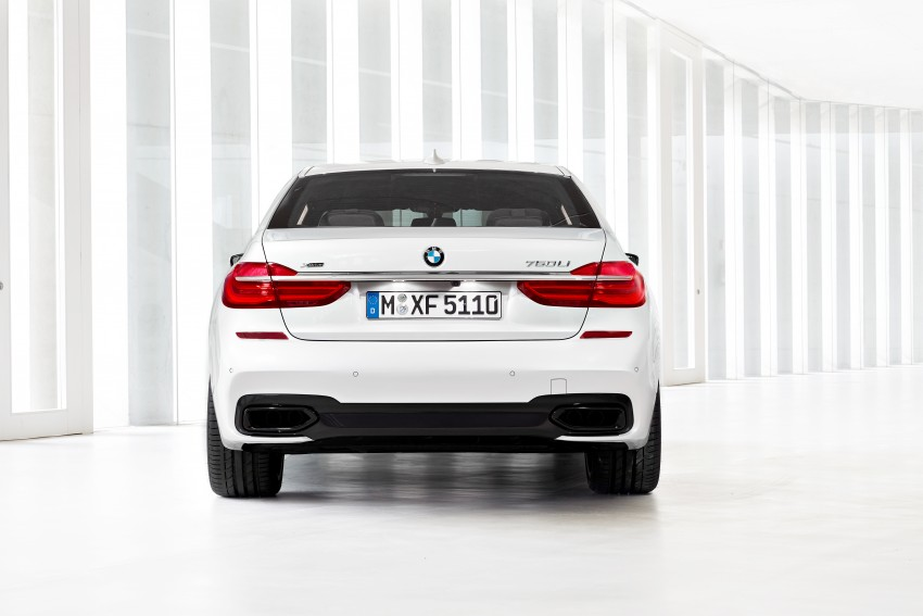 G11/G12 BMW 7 Series officially unveiled – full details Image #349119