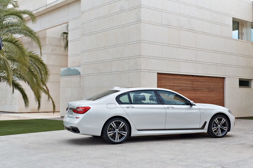 G11/G12 BMW 7 Series officially unveiled – full details Image #349120