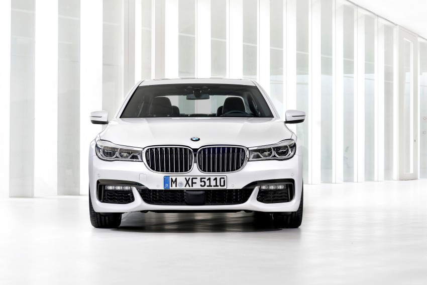 G11/G12 BMW 7 Series officially unveiled – full details Image #349123