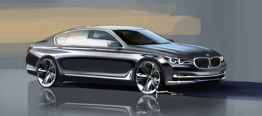 G11/G12 BMW 7 Series officially unveiled – full details Image #349205