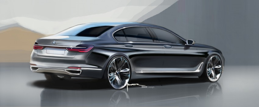 G11/G12 BMW 7 Series officially unveiled – full details Image #349206