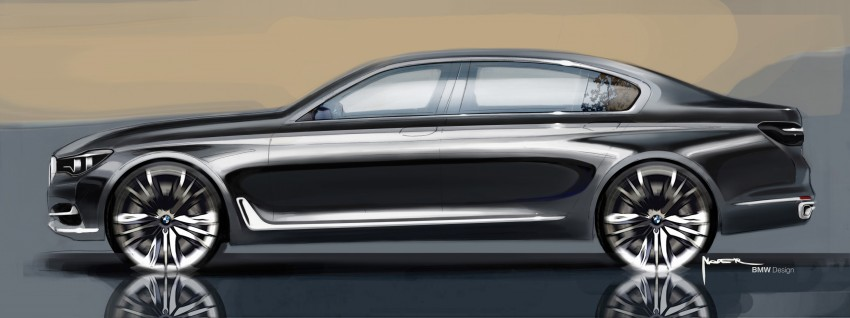 G11/G12 BMW 7 Series officially unveiled – full details Image #349207