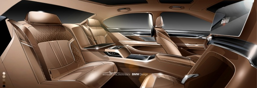 G11/G12 BMW 7 Series officially unveiled – full details Image #349210