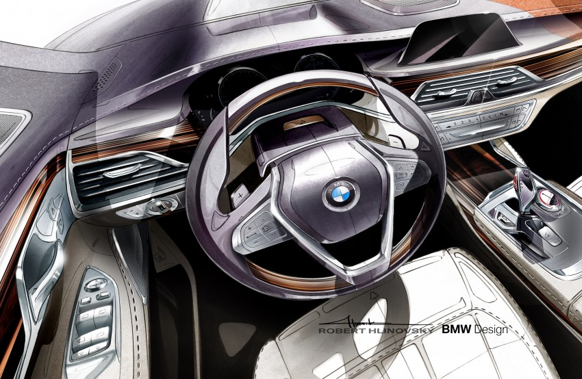 G11/G12 BMW 7 Series officially unveiled – full details Image #349213