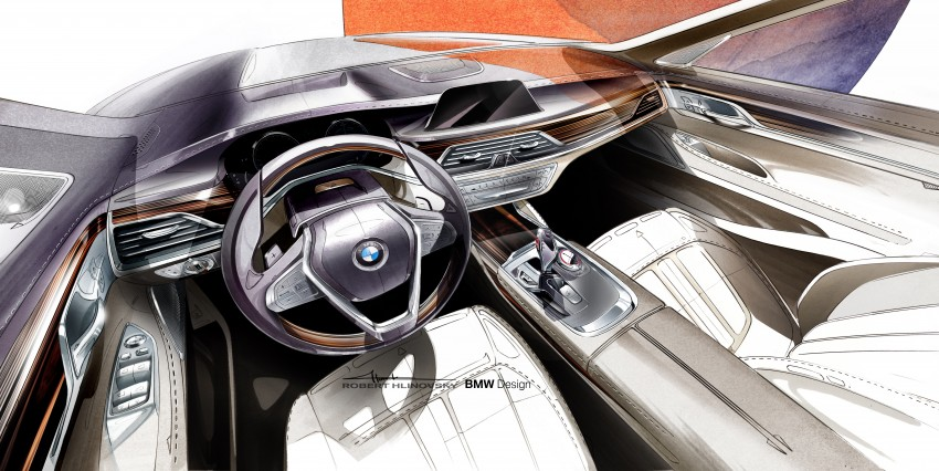 G11/G12 BMW 7 Series officially unveiled – full details Image #349214